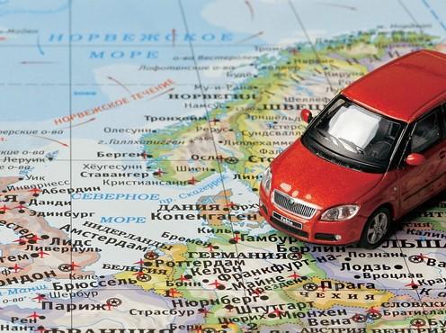 Путешествуем по Европе на своём автомобиле